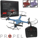 Propel RC Orbit 2.4 GHz Video Drone with HD Camera