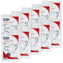 100-Pack: KN95 5-Layer Non-Medical Standard Mask