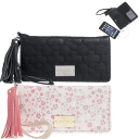 Nanette Lepore Charging Wallet with Tassel