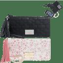 Nanette Lepore Charging Wallet with Tassel