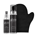 Glam Presenter's Choice Magic Self Tanning Water Kit with Application Mitt