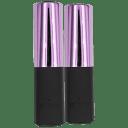 2-Pack: Cipe Lipstick Powerbanks