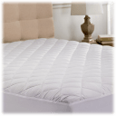 Beautysleep Quilted Waterproof Mattress Pad/Protector