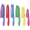 Cuisinart Advantage 6-Piece Ceramic-Coated Color Knife Set
