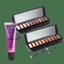 Makeover Essentials 3-Piece Set: Eyeshadow Palettes with Eye Primer