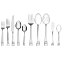 Pfaltzgraff Sapphire Bay 61-Piece Service for 8 Flatware Set
