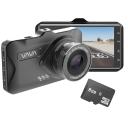 "VAVA 1080P 3"" Dash Cam with Parking Monitor &  8GB SD Card"