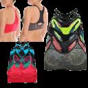 6-Pack: Angelina Seamless Sports Bras