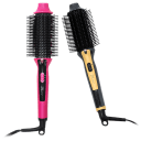 Tru Beauty 2-in-1 Hot Styling Brush, with Ionic Tourmaline Barrel