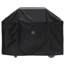 "Gourmet at Home Nylon Grill Cover - 59"" Black"