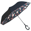 SwissTek Double Layer Windproof UV Protection Umbrella