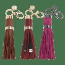 Rebecca Minkoff Power Tassel Keychain (Micro-USB)