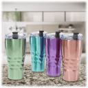 4-Pack: Primula 20oz Thermal Insulated Tumblers