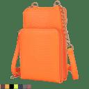 MKF Collection Crystal Cellphone Crossbody bag