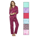 Rhonda Shear Printed PJ Sets