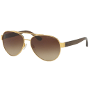Michael Kors Blair Aviator Sunglasses