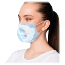 3D Internal Support Face Mask Bracket For Comfortable Breathing