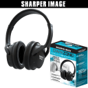 Sharper Image Own Zone Wireless TV Headphones for Private Listening