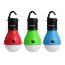 3 Pack: ZeroDark LED Portable Hanging Light Bulbs