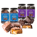 2-Pack: Mrs. Call's Chocolate Sea Salt Caramels (62oz)