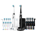 Sonic FX Sonic Toothbrush with 10 Brush Heads & 1 Interdental Head