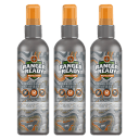 3-Pack: Ranger Ready Insect Repellent with 20% Picaridin 6oz Mist Spray Bottles