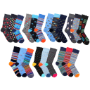 3-Pack: Unsimply Stitched Men's Holiday Dress Sock Gift Set