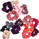"15-pack: Velvet Scrunchies ""Love Collection"""