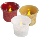 8-Pack: Darice LED Votive Candles