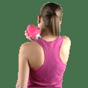 PCH Life Ergonomic Mini Handheld Egg Massager