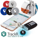 5-Pack: TrackR Pixel Bluetooth Tracking Devices