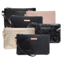 Adrienne Vittadini Charging Pouch Wristlet
