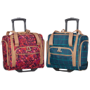 Isaac Mizrahi Wheeled Underseater Luggage