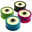 4-Pack: COB LED Magnetic Suction Puck Lights