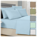 Kathy Ireland 6-Piece Cool Touch Extra Soft Sheet Sets