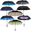 SwissTek Double Layer Windproof Umbrella