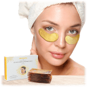 Glossmetics 24K Gold Under Eye Collagen Treatment Masks (24 Pairs)
