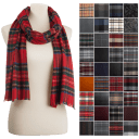 Fraas Assorted Cashmink Scarves