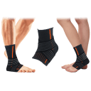 Extreme Fit Ankle Compression Wrap