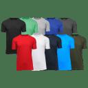 6-Pack: Men's Assorted Short Sleeve Tee