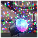 ION Holiday Party Plus Multicolor Projected LED Lights with Remote