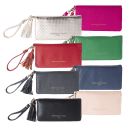 Adrienne Vittadini Charging Wallet with Tassel
