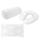 Bed & Brand Prestige Bamboo Support and Travel Pillows