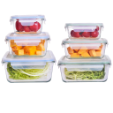 2-Pack: Genicook 6 Piece Food Storage