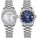 Stuhrling Ladies Lineage 31mm Bracelet Watch