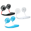 Rechargeable Personal Neckband Cooler/Fan