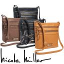 Nicole Miller Angela Crossbody Bag