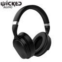Wicked Audio Hum 900 Premium Deep Bass Over Ear Wireless Headphones